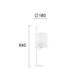 Настільна лампа Viokef MARA 4213400
