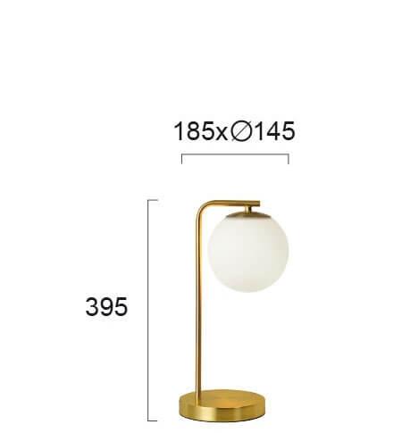 Настільна лампа Viokef DANAE 4219300