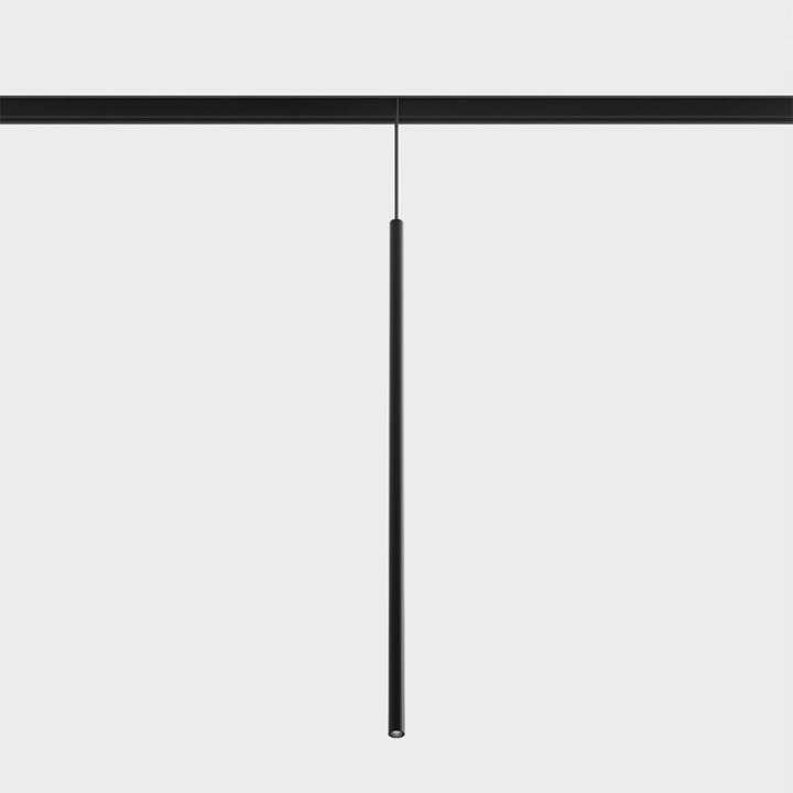 Магнитный светильник LTX IN_LINE TUB XS P 205 06.0160.2.930.BK