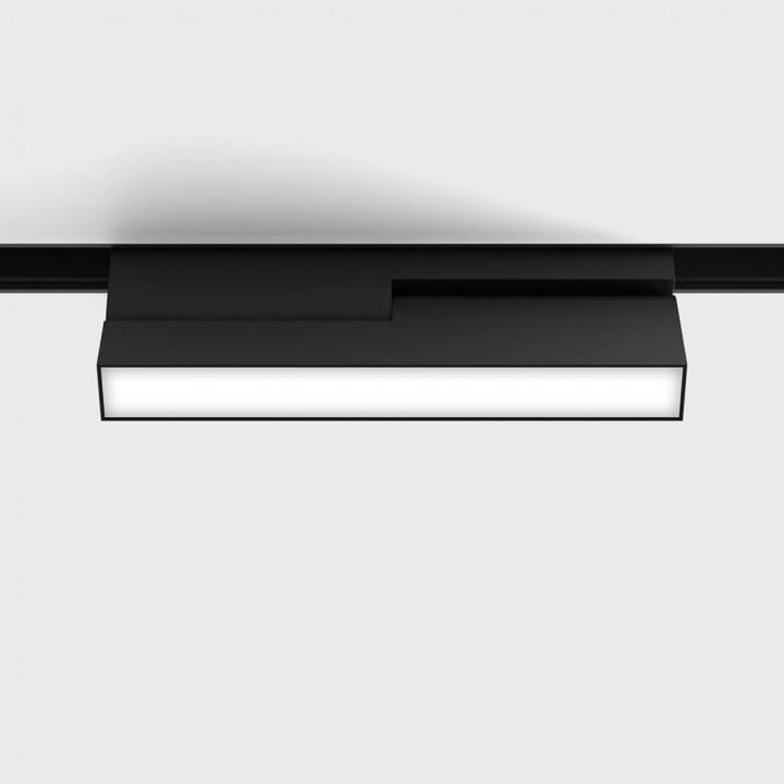 Магнитный светильник LTX IN_LINE LINEA B 205 06.2053.6.940.BK
