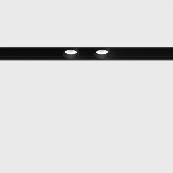 Магнитный светильник LTX IN_LINE TUB XS A 22 X2 06.2221.4.930.BK