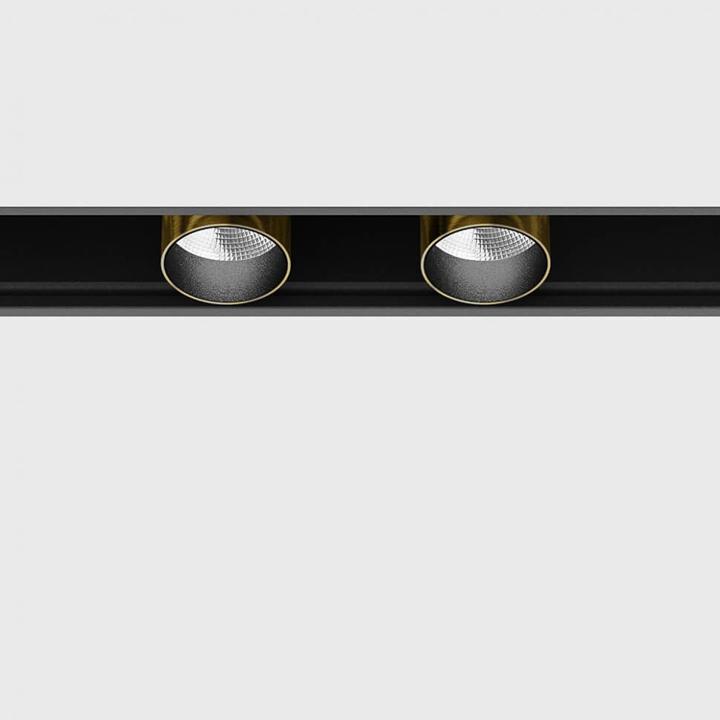 Магнитный светильник LTX IN_LINE TUB XS A 22 X2 06.2221.4.930.BR