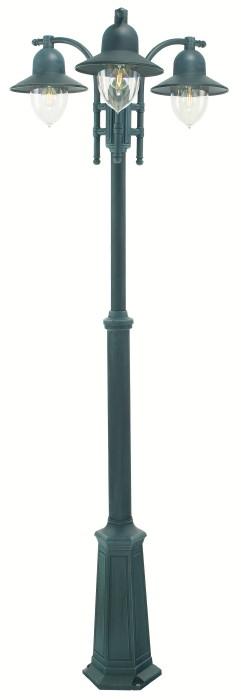 Вуличний ліхтар Norlys Como 373B/G