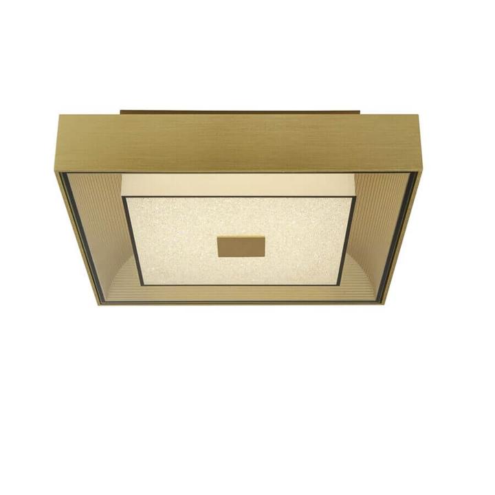 Потолочный светильник Searchlight FLUSH 8674GO
