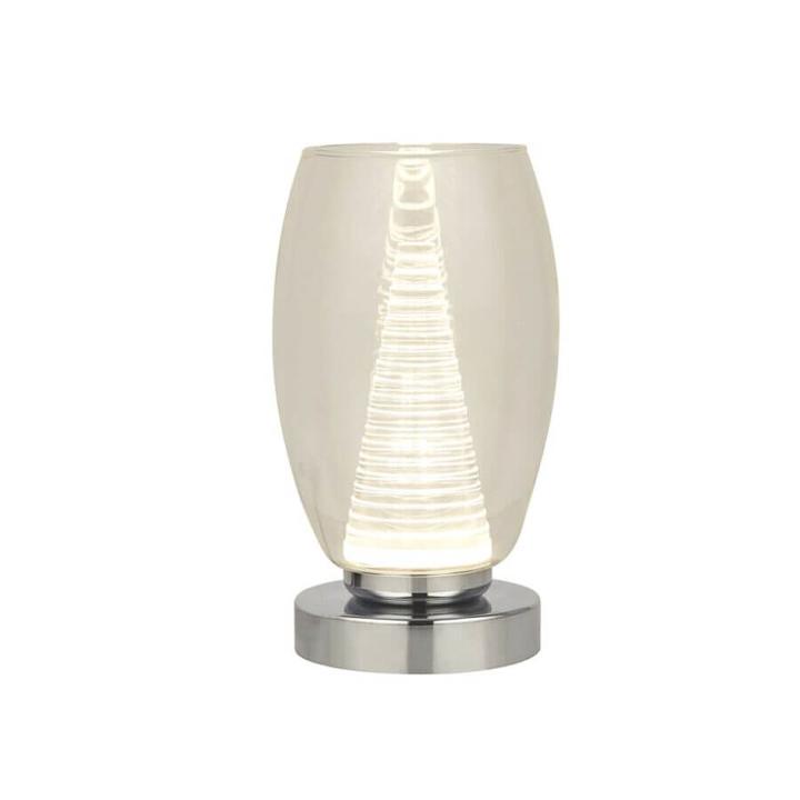 Настольная лампа Searchlight CYCLONE 97293-1CL