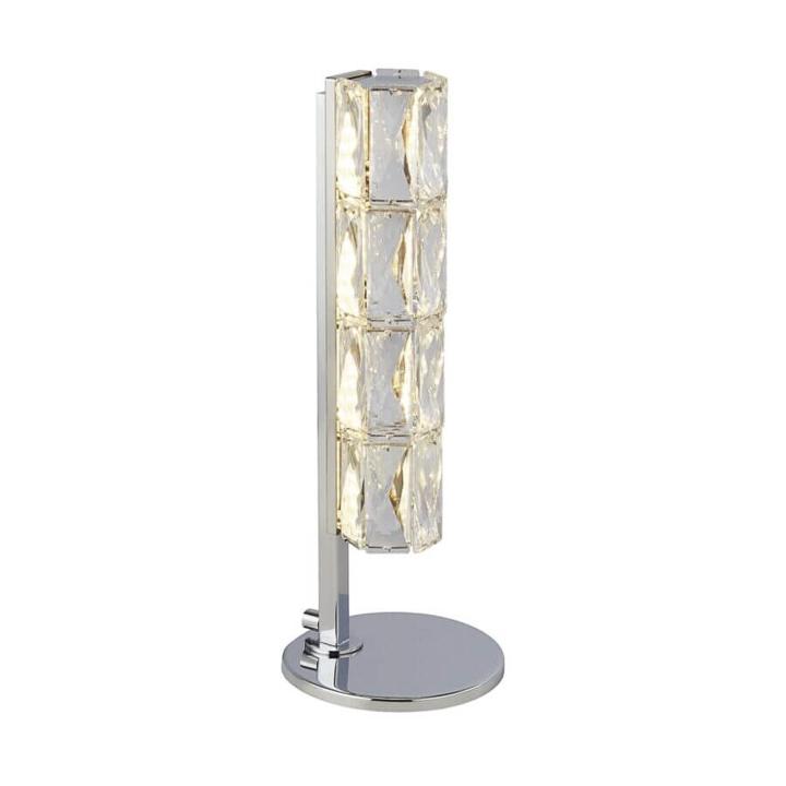 Настольная лампа Searchlight REMY EU5862CC