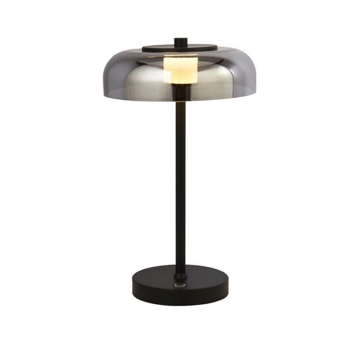 Настольная лампа Searchlight FRISBEE EU59801-1SM