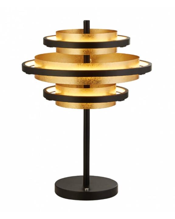 Настольная лампа Searchlight HIVE EU6357BG